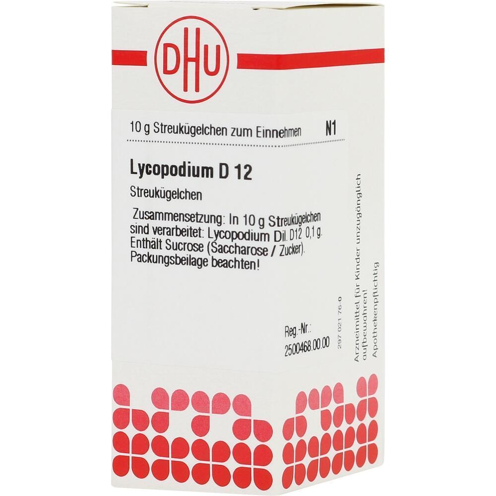 Lycopodium D12 Baby