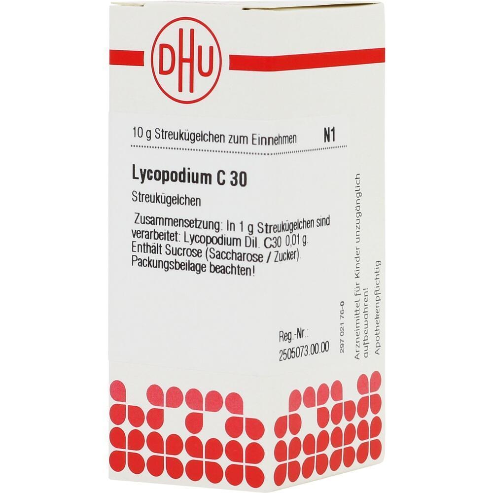 Lycopodium C30 Baby