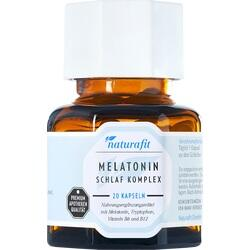 NATURAFIT MELATONIN KOMPL